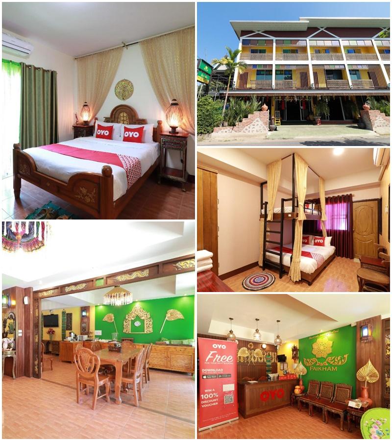 OYO 473 Faikham Hostel