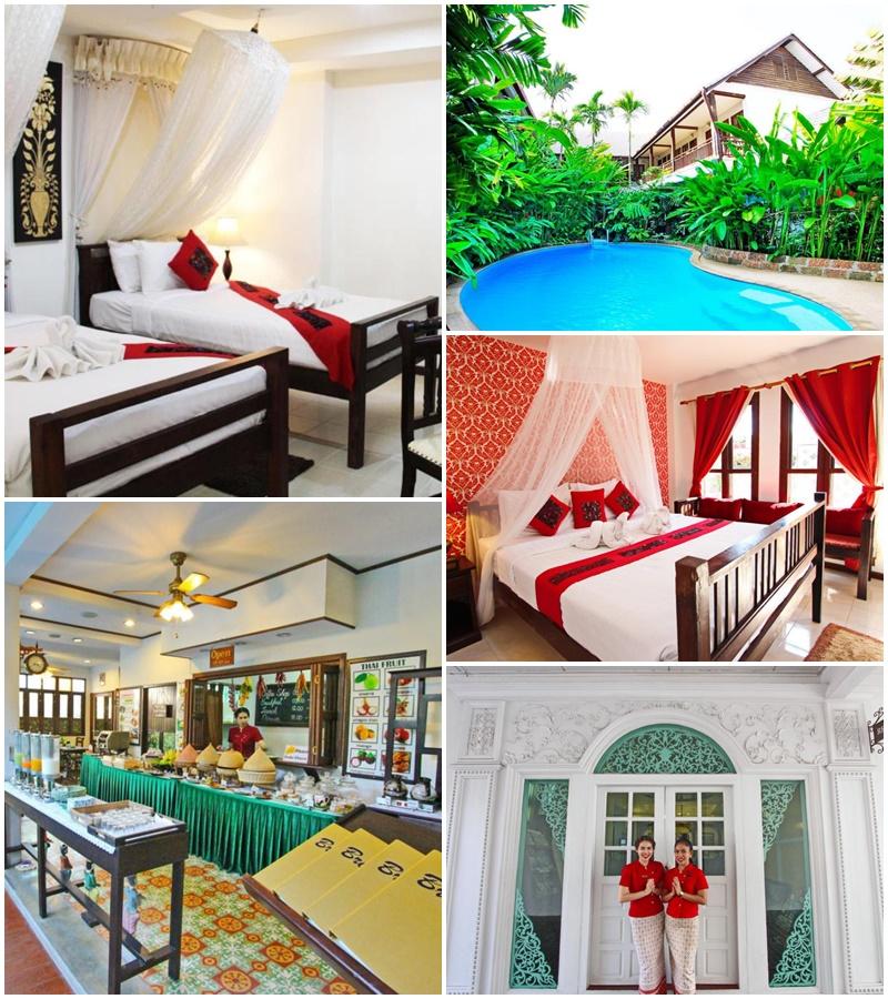 ชีวี วนา บูติค รีสอร์ท แอนด์ สปา (Shewe Wana Boutique Resort & Spa)