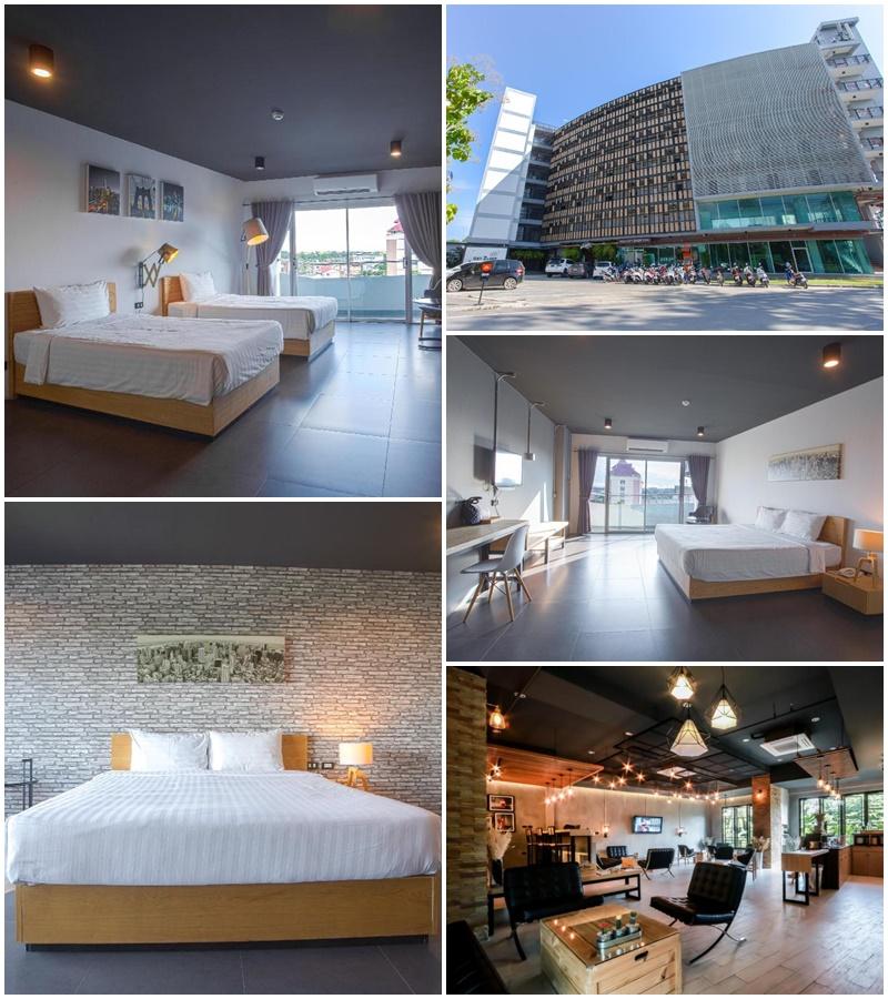 เก็ท สลีพ พรีเมี่ยม บัดเจ็ท โฮเต็ล (Get Zleep Premium Budget Hotel)