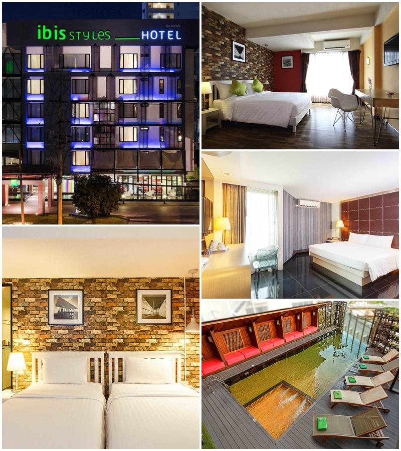 ไอบิส สไตล์ เชียงใหม่ โฮเต็ล (Ibis Styles Chiang Mai Hotel)