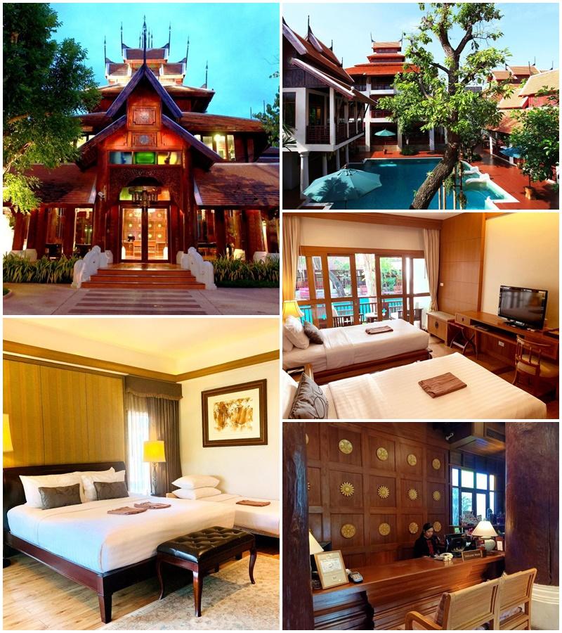 โรงแรมเดอะ ริม เชียงใหม่ (The Rim Chiang Mai Hotel)