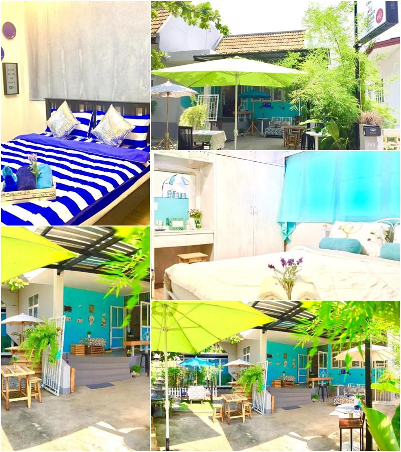 บลูนาวี เชียงใหม่ ชิค แอนด์ ชิล การ์เดน โฮม (Bluenavy Chiang Mai Chic & Chill Garden Home)