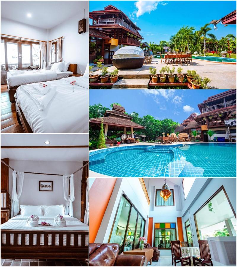 วีลา วิลลา รีสอร์ต อิน ทาวน์ (Vila Villa Resort in Town)