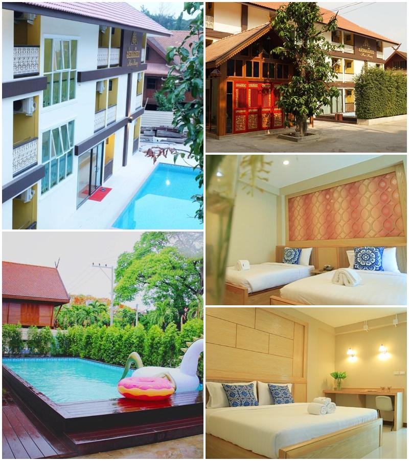 โรงแรมม่อนเมือง (Mon Muang Hotel)