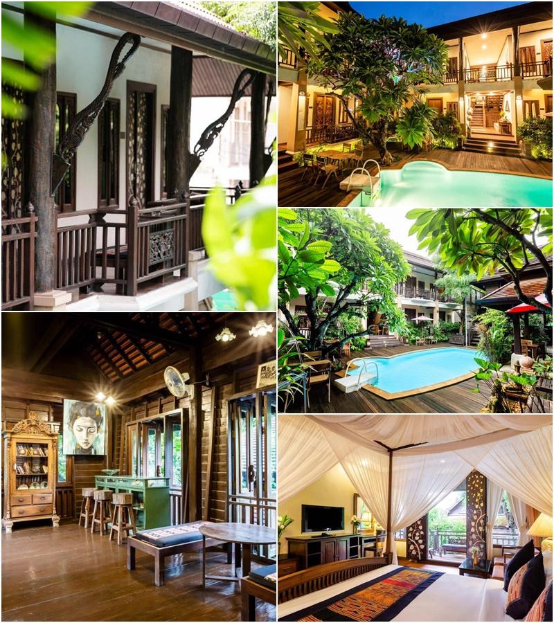 โรงแรมอมตะ ล้านนา เชียงใหม่ (Amata Lanna Chiang Mai Hotel)
