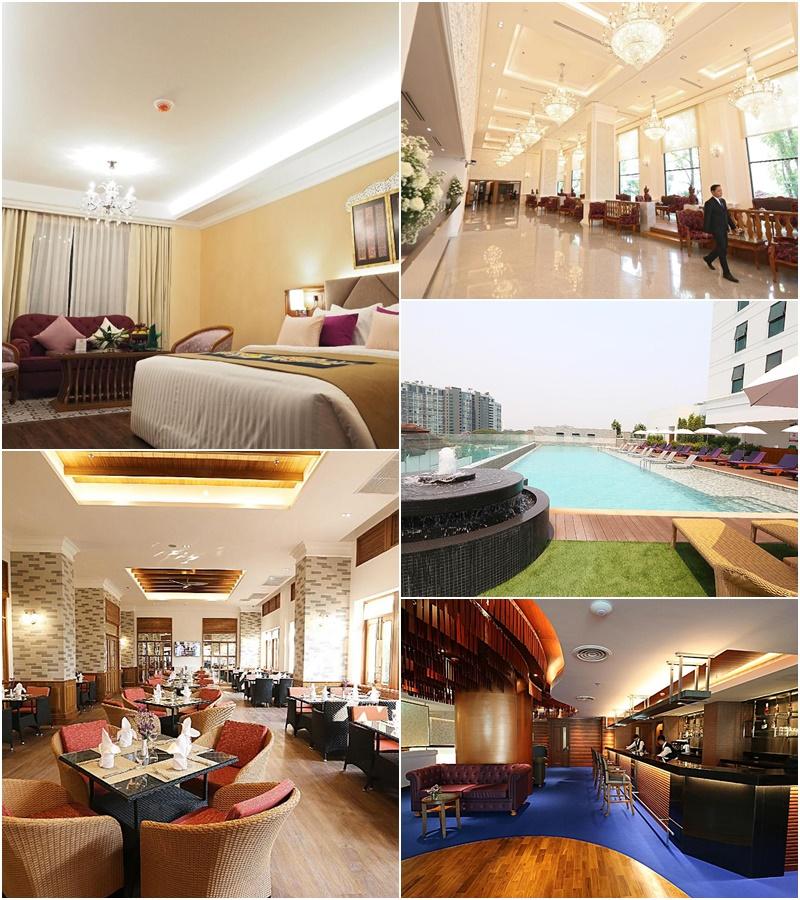 เอมเพรส พรีเมียร์ โฮเต็ล เชียงใหม่ (Empress Premier Hotel Chiang Mai)
