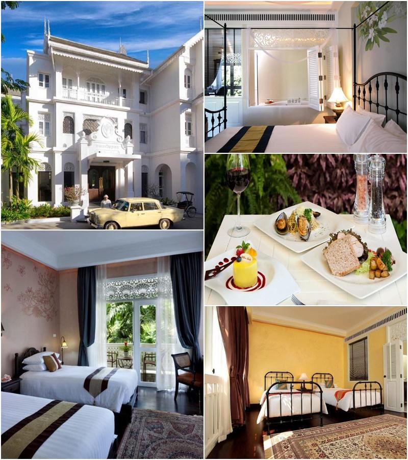 ปิง นครา บูติค โฮเต็ล แอนด์ สปา (Ping Nakara Boutique Hotel and Spa)