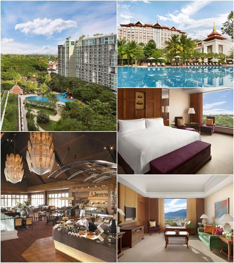 โรงแรมแชงกรี-ลา เชียงใหม่ (Shangri-La Hotel, Chiang Mai)