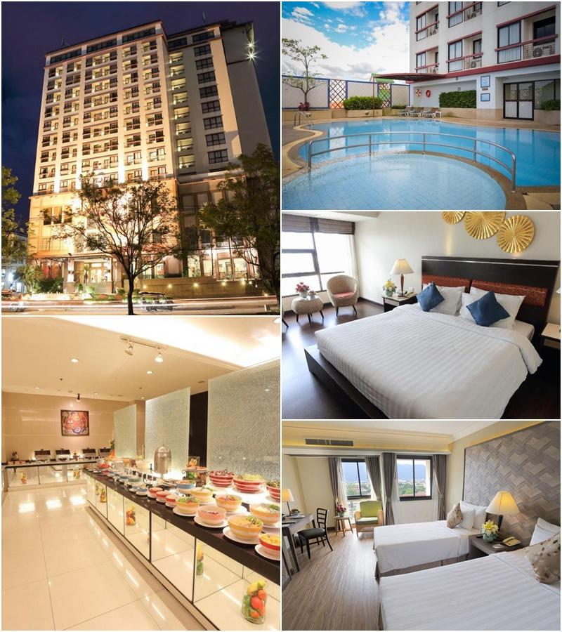 โรงแรมอโมรา ท่าแพ (Amora Tapae Hotel)