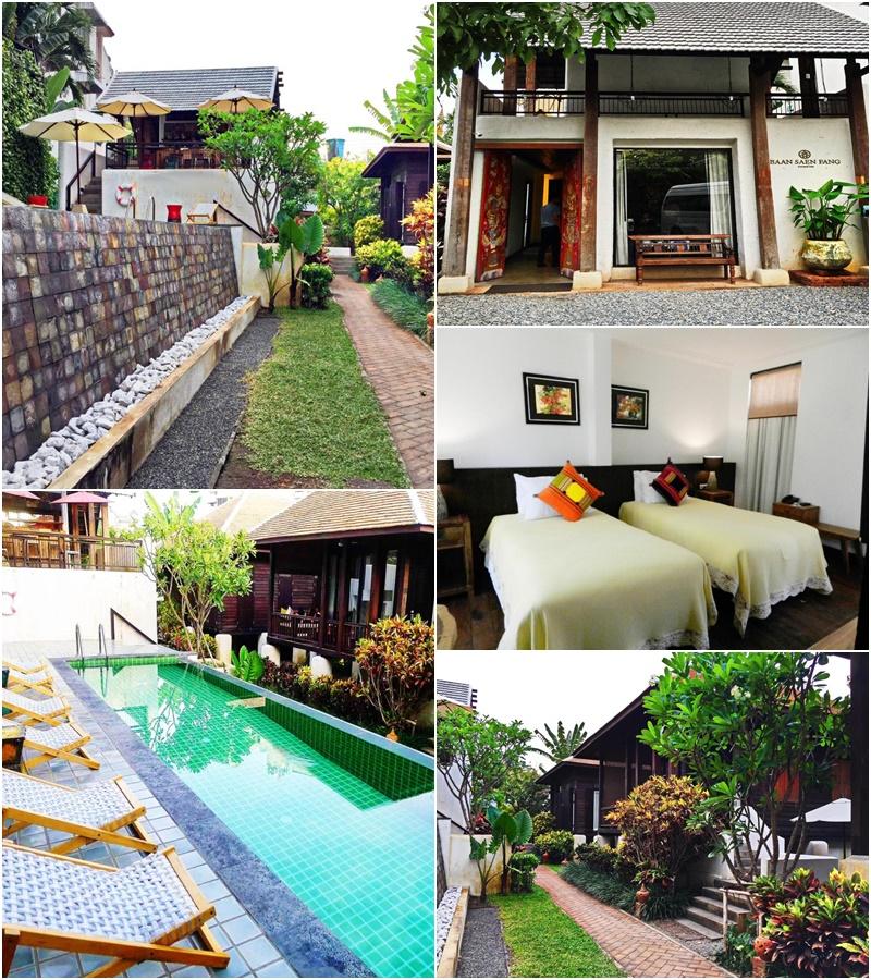 บ้านแสนฝาง เชียงใหม่ (Baan Saen Fang Chiang Mai)