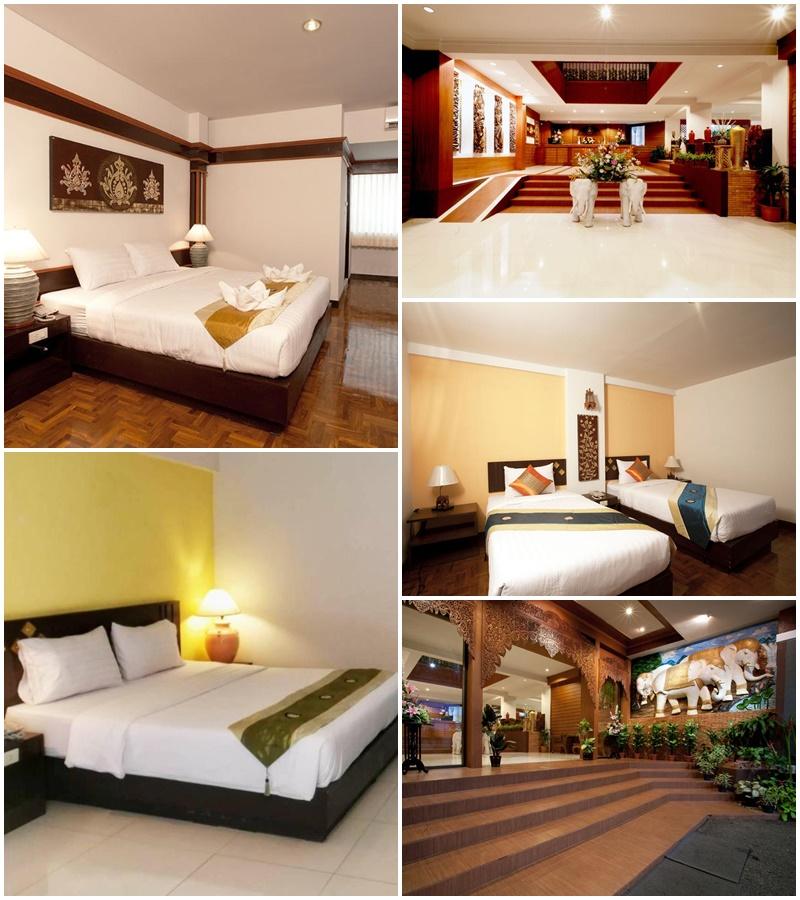 โรงแรมบัวรายา เชียงใหม่ (Buaraya Hotel Chiang Mai)