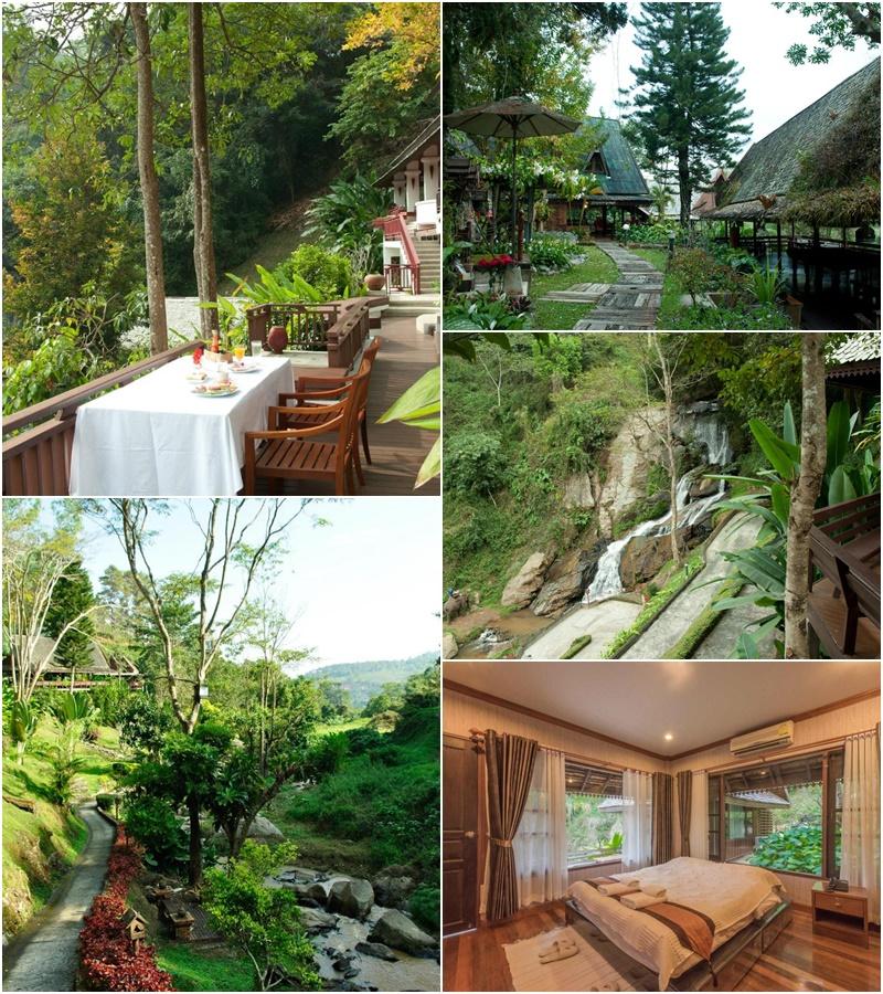 กังสดาล รีสอร์ท แอนด์ วอเตอร์ฟอลล์ (Kangsadarn Resort & Waterfall)