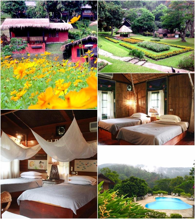 แม่สาวาเล่ย์ การ์เดน รีสอร์ต (Mae Sa Valley Garden Resort)