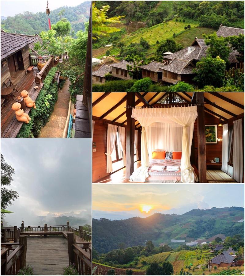 บ้านม่อนม่วน Baan Mon Muan