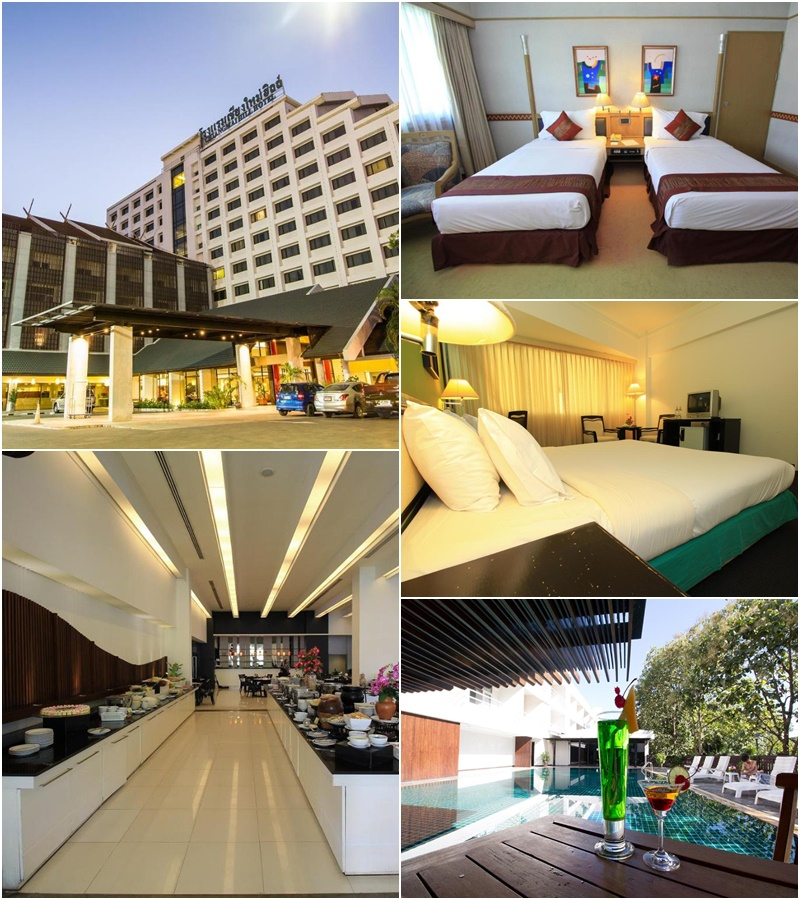 โรงแรมเชียงใหม่ ฮิลล์ โฮเทล (Chiangmai Hill Hotel)