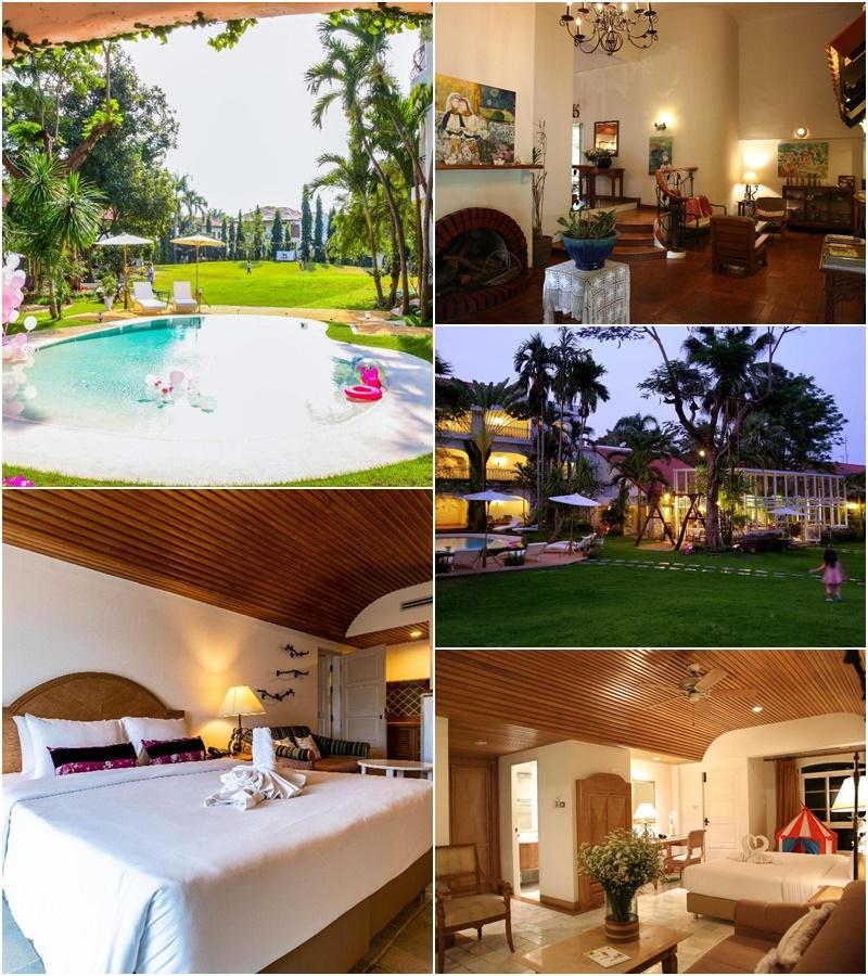 ปาล์ม สปริง โฮเต็ล (Palm Springs Hotel)