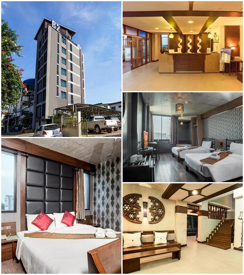 บีทู นิมมาน โฮเต็ล (B2 Nimman Hotel)