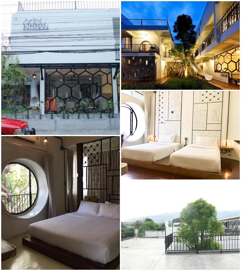 โรงแรมดิ อาร์เทล นิมมาน (The Artel Nimman Hotel)