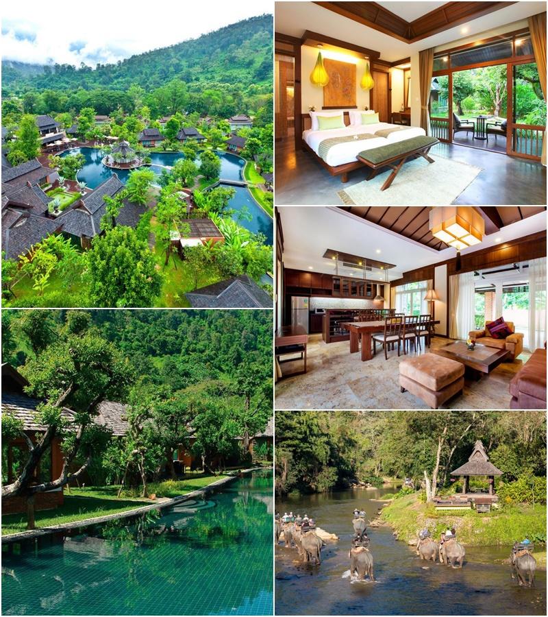สิบแสน รีสอร์ต แอนด์ สปา แม่แตง (Sibsan Resort & Spa, Maetaeng)