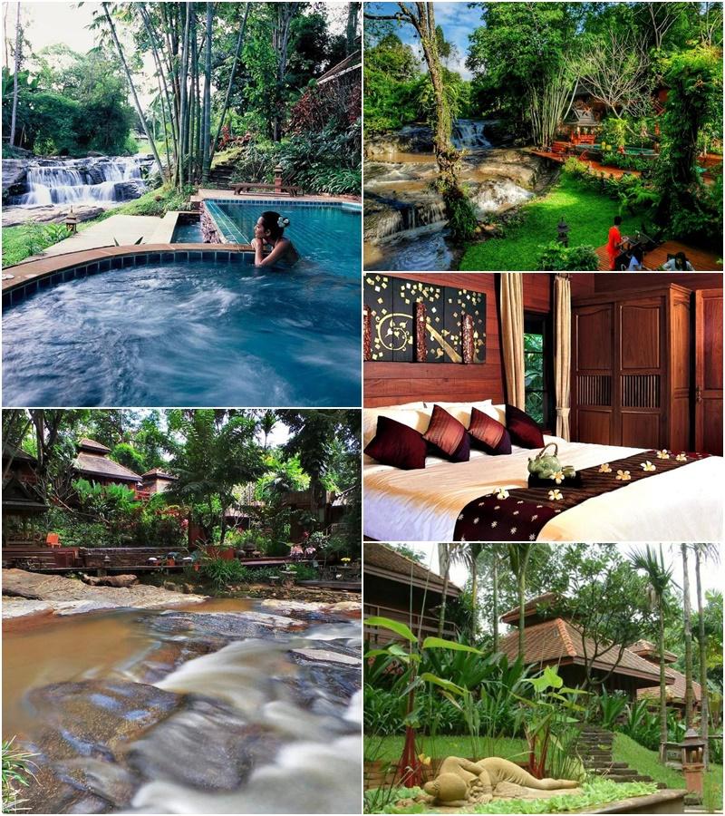 สุกันทรา แคสเคด รีสอร์ท แอนด์ สปา (Sukantara Cascade Resort & Spa)