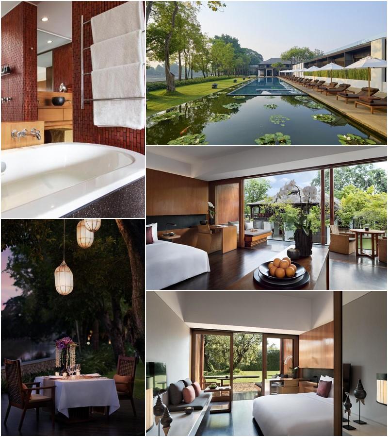อนันตรา เชียงใหม่ รีสอร์ต (Anantara Chiang Mai Resort)