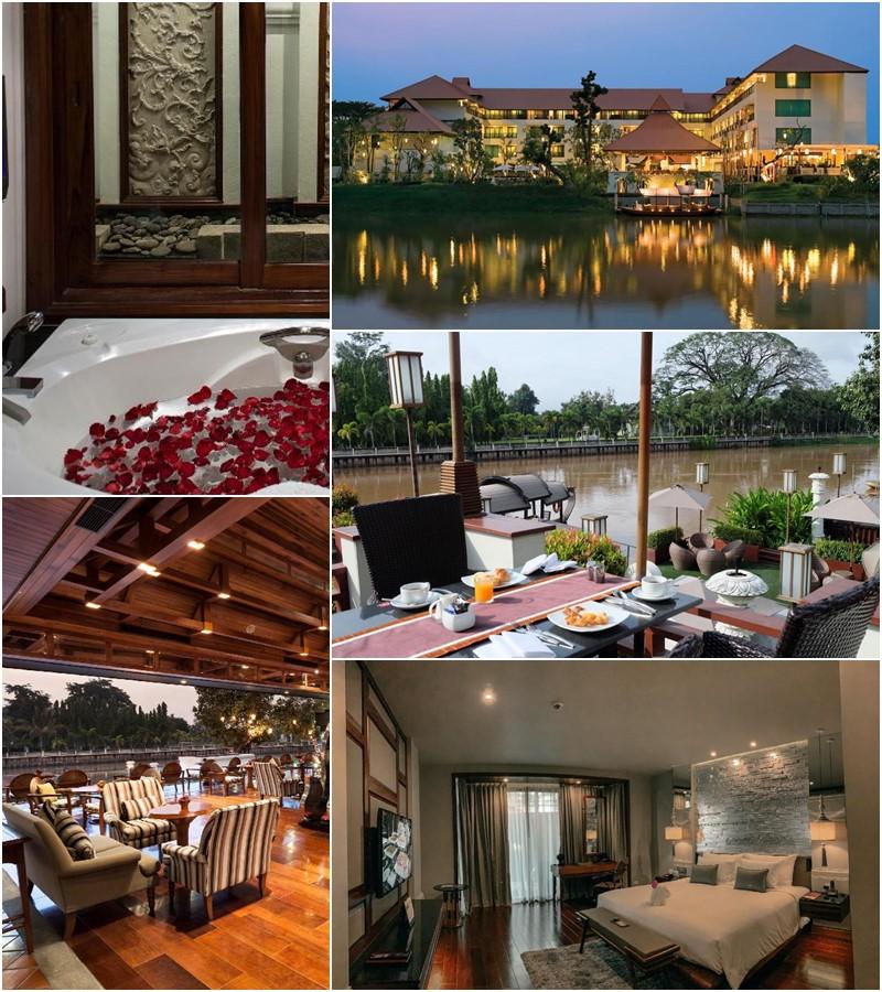 รติล้านนา ริเวอร์ไซด์ สปา รีสอร์ต (Rati Lanna Riverside Spa Resort)