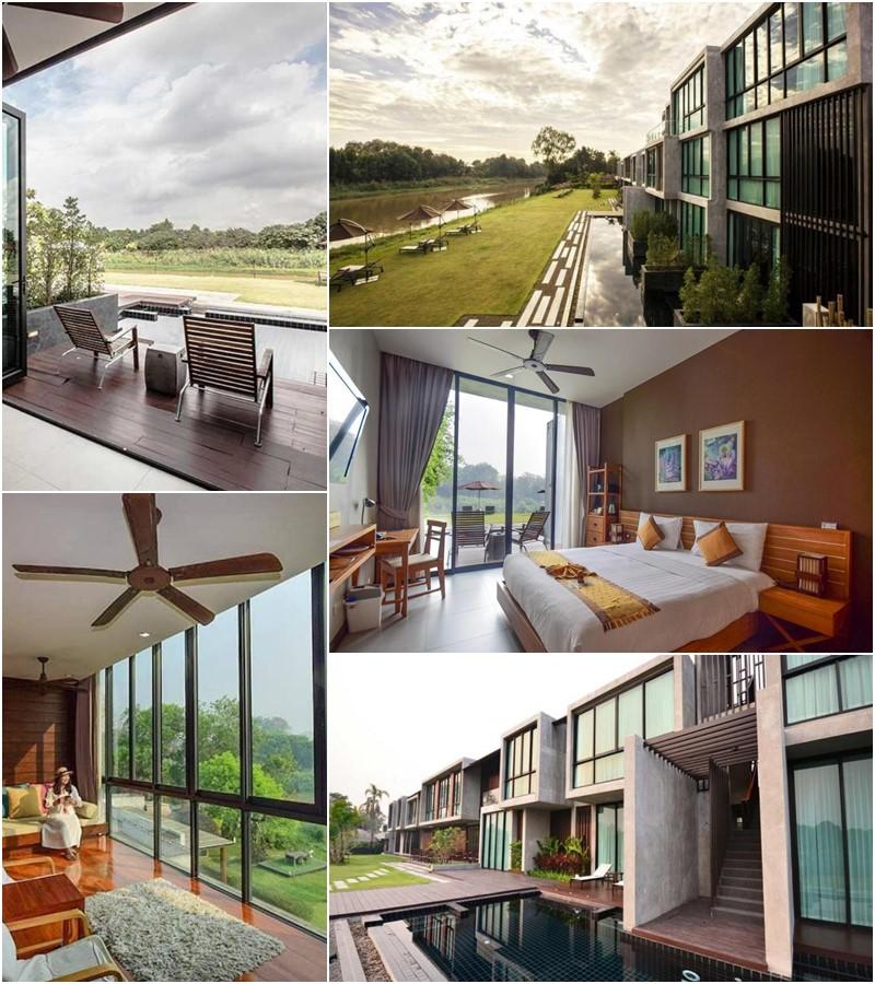 เซนศาลา ริเวอร์พาร์ค รีสอร์ท (Zensala Riverpark Resort)