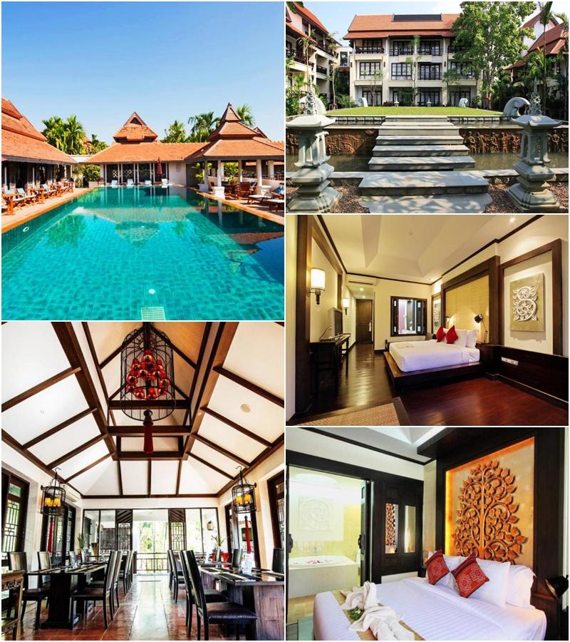 โรงแรมโพธิ ศิรีนทร์ เชียงใหม่ (Bodhi Serene Chiang Mai Hotel)