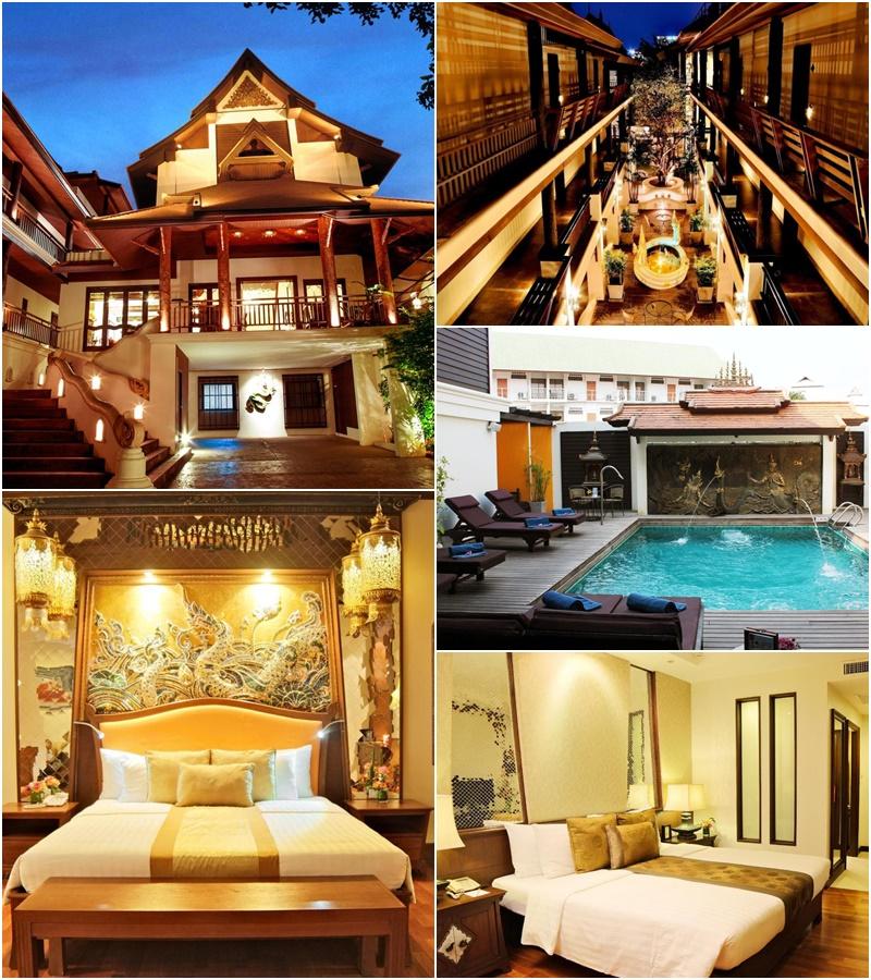 โรงแรมเดอ นาคา เชียงใหม่ (De Naga Hotel Chiang Mai)