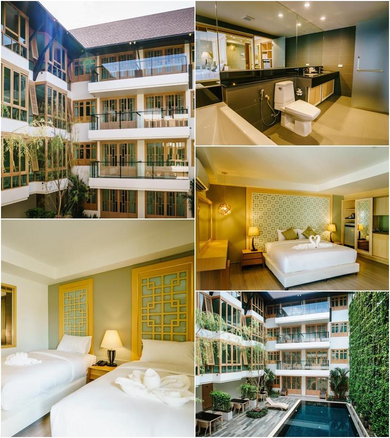 โรงแรมมูนดราก้อน เชียงใหม่ (Moondragon Hotel Chiang Mai)