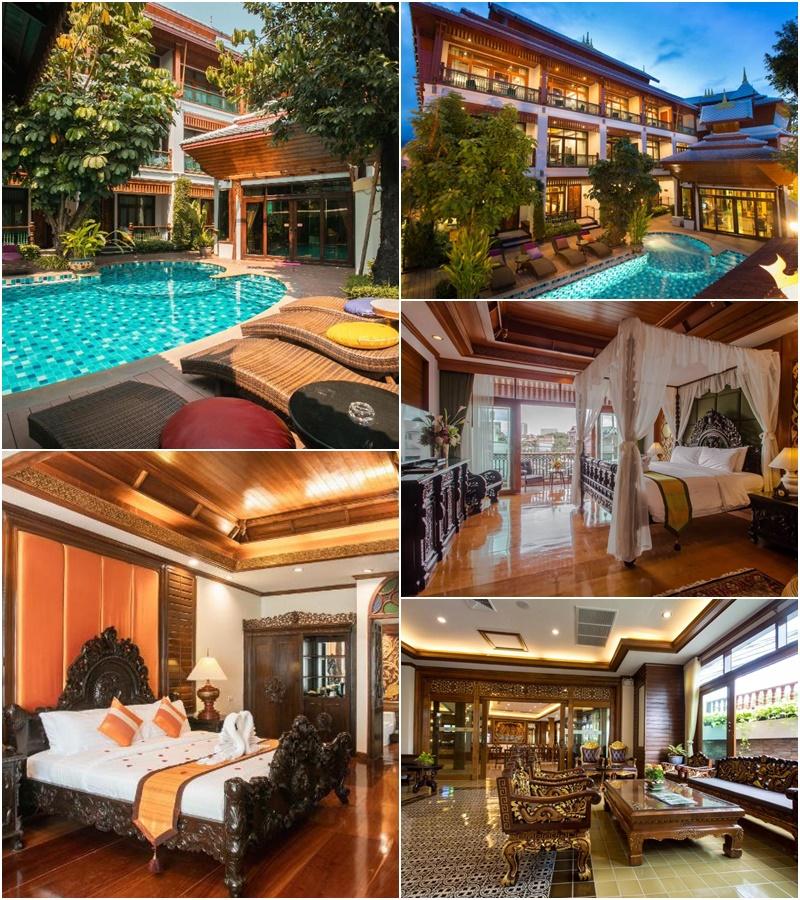 โรงแรมวิลลา ศิริล้านนา (Villa Sirilanna Hotel)