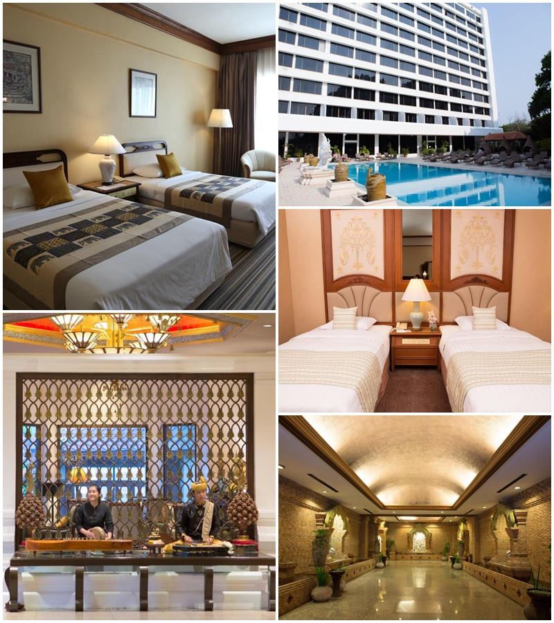 โรงแรมเชียงใหม่ พลาซ่า (Chiang Mai Plaza Hotel)