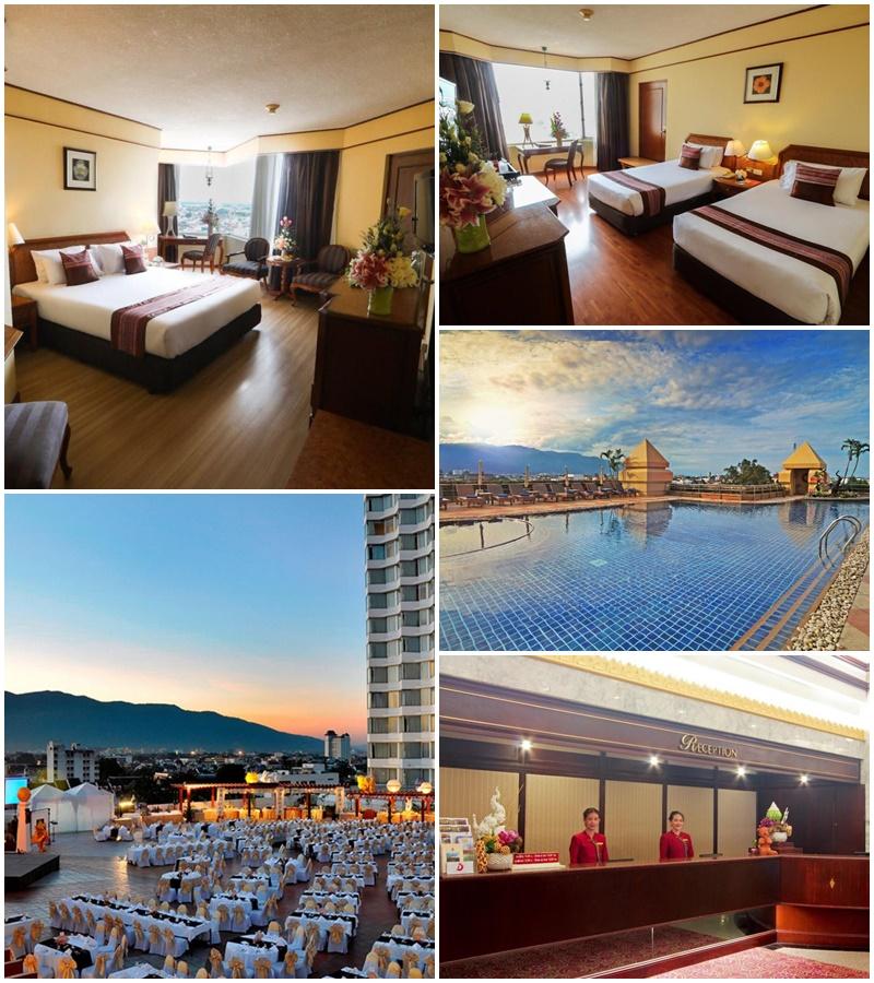 โรงแรมดวงตะวัน (Duangtawan Hotel)