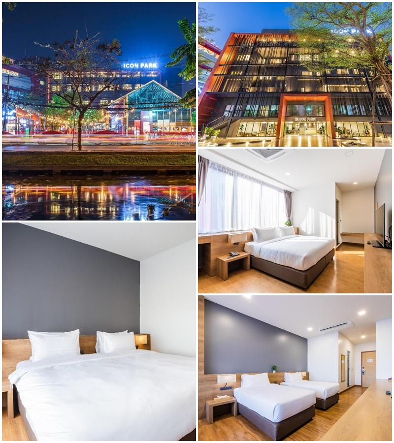 โรงแรม ไอคอน ปาร์ค เชียงใหม่ (Icon Park Hotel Chiang Mai)
