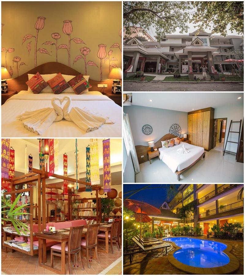โรงแรมดิ โอเปียม เชียงใหม่ (The Opium Chiang Mai Hotel)