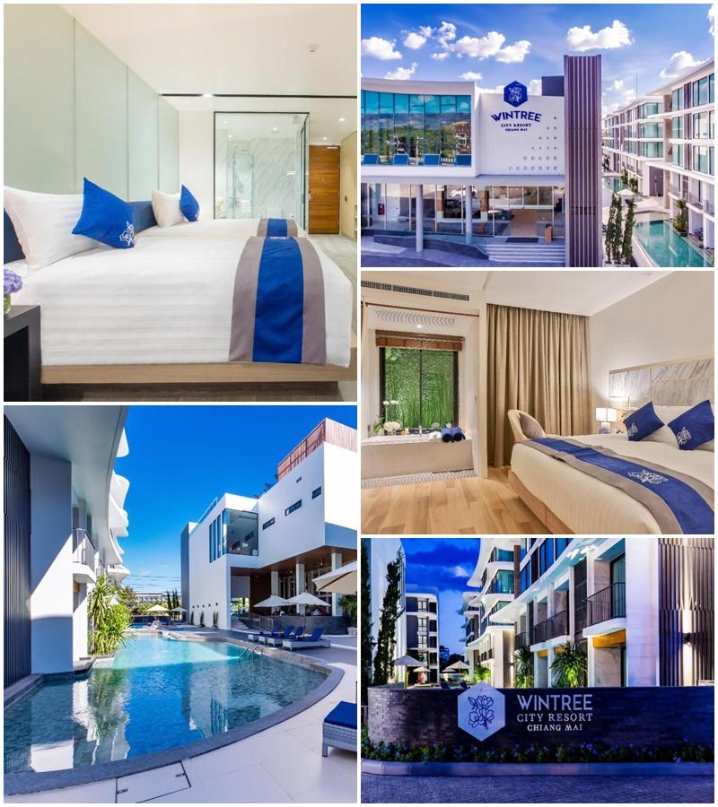 วินทรี ซิตี้ รีสอร์ต เชียงใหม่ (Wintree City Resort Chiang Mai)
