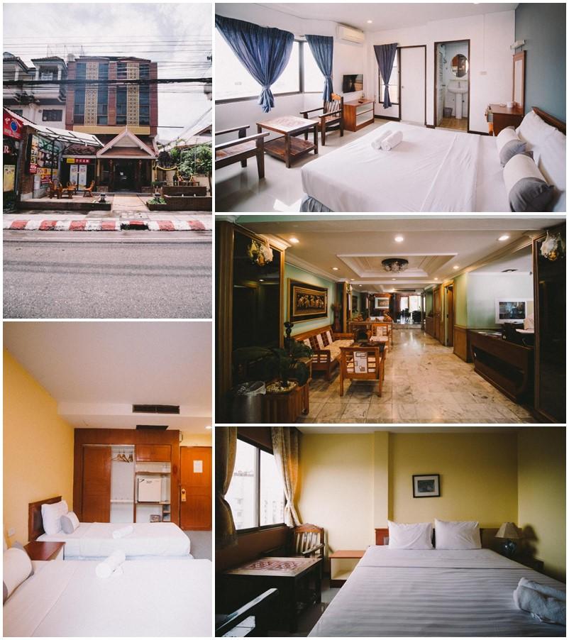 แทรเวลเลอร์ อินน์ (Traveller Inn Hotel)