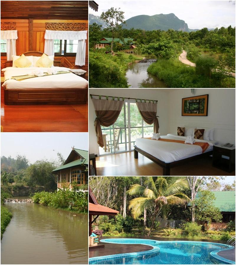 มาริษา รีสอร์ทแอนด์สปา เชียงดาว (Marisa Resort & Spa Chiang Dao)