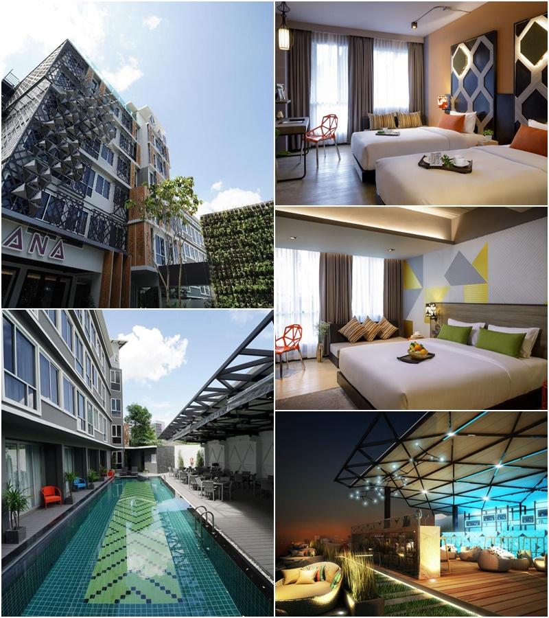 โรงแรม เอลาน่า เชียงใหม่ (Ae Lana Chiangmai Hotel)