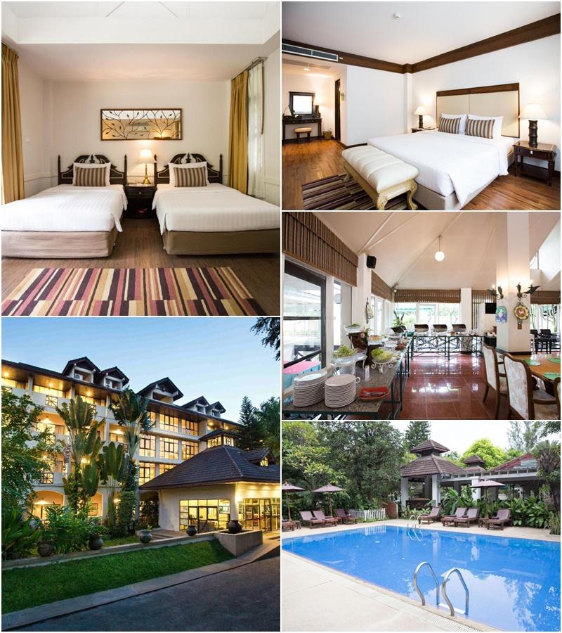 โรงแรมยูเรเซีย เชียงใหม่ (Eurasia Chiang Mai Hotel)