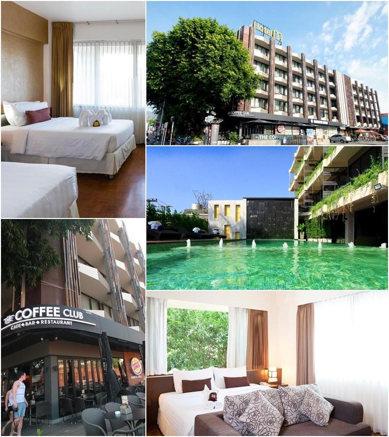 โฮเต็ล เอ็ม เชียงใหม่ (Hotel M Chiang Mai)