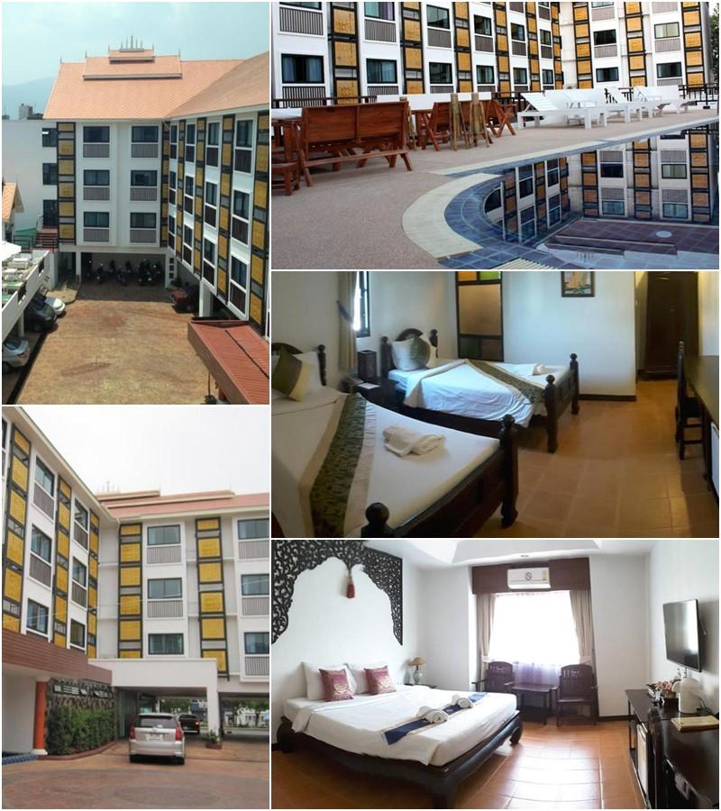 วังบูรพา แกรนด์ โฮเต็ล (Wangburapa Grand Hotel)