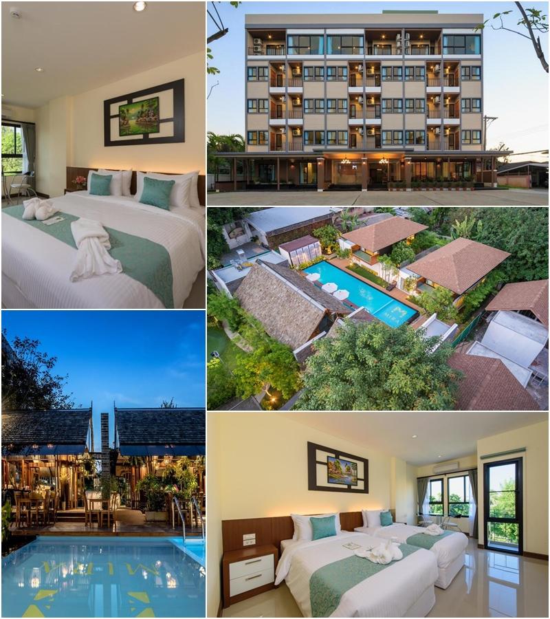 มิรา เรสซิเดนซ์ แอนด์ รีสอร์ต (Mira Residence & Resort)