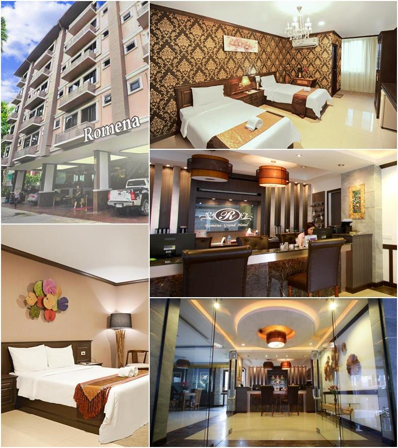 โรมีนา แกรนด์ โฮเต็ล (Romena Grand Hotel)