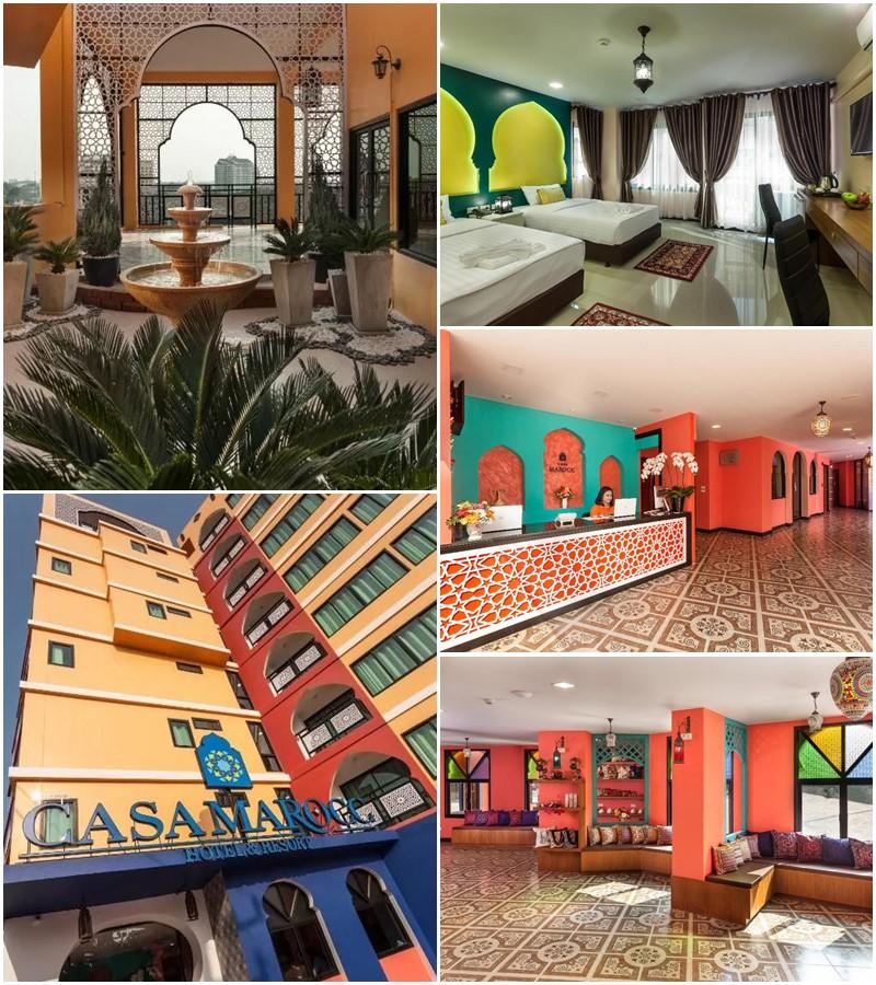 คาซา มารอค โฮเต็ล (Casa Marocc Hotel)