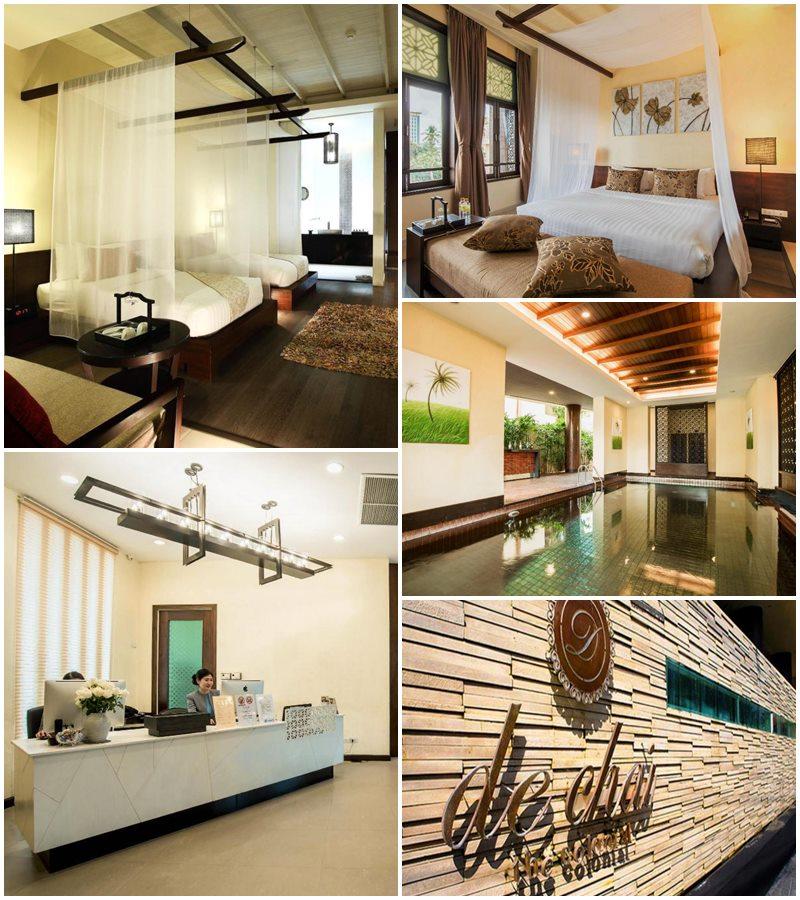 เดอ ชาย โคโลเนียล โฮเต็ล แอนด์ สปา (De Chai Colonial Hotel & Spa)