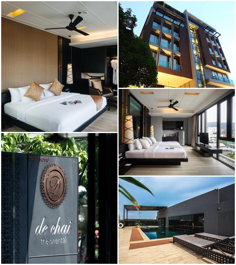 เดอ ชาย โอเรียลทอล นิมมาน โฮเต็ล (De Chai Oriental Nimman Hotel)