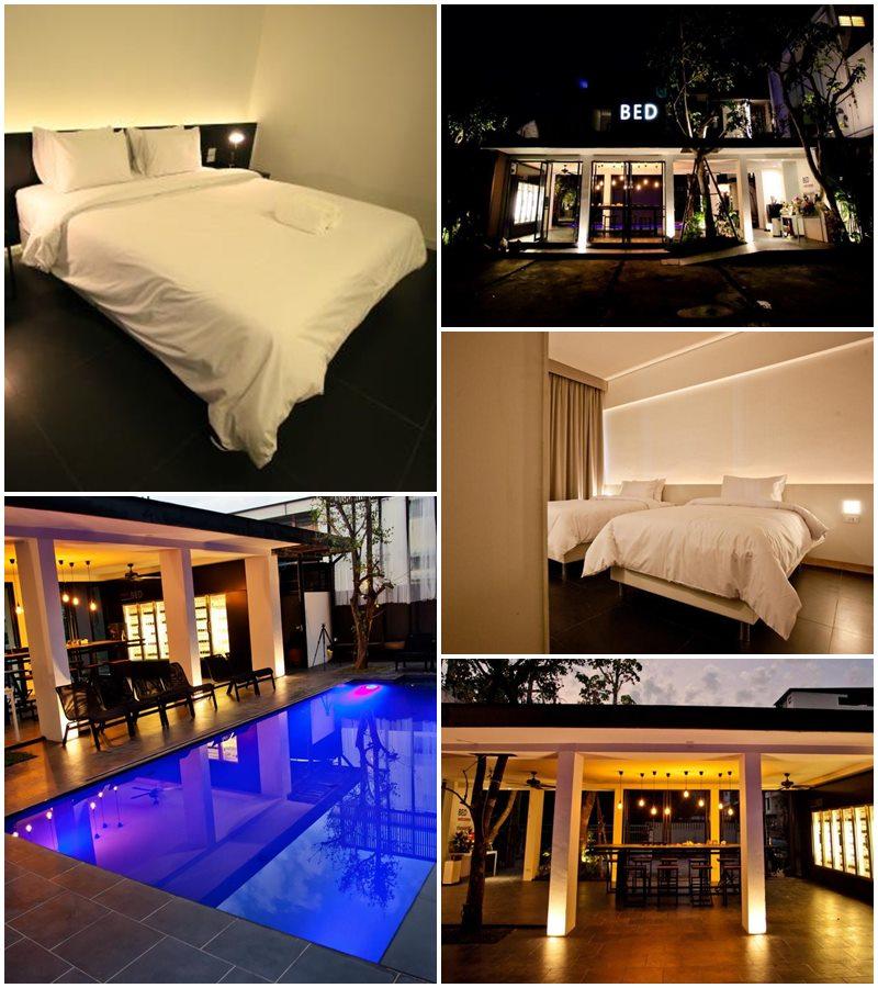 BED Hotel Phrasingh