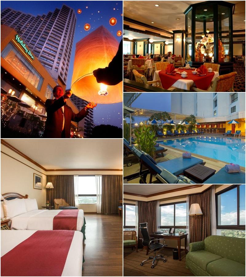 โรงแรมฮอลิเดย์อินน์เชียงใหม่ (Holiday Inn Chiangmai Hotel)