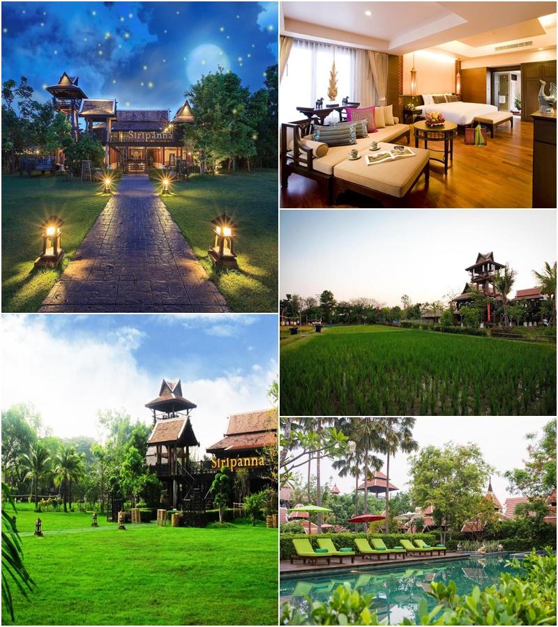ศิริปันนา วิลลา รีสอร์ต แอนด์ สปา เชียงใหม่ (Siripanna Villa Resort & Spa Chiangmai)
